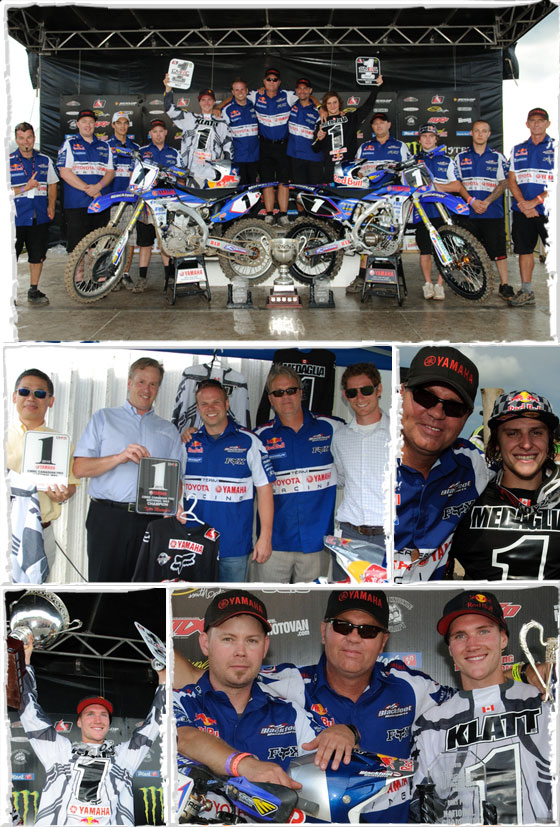 Blackfoot Racing : Team Champions